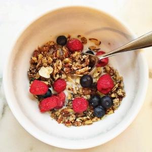 grain free granola 2
